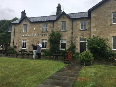 Barrasford Arms - Laterooms