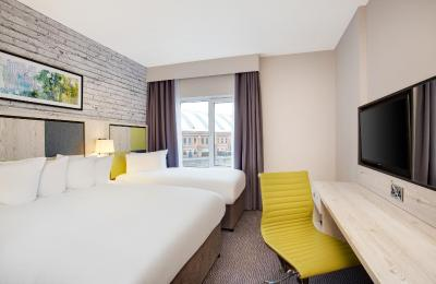 Jurys Inn Manchester City Centre - Laterooms