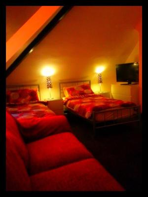 Highcroft Guest House - Laterooms