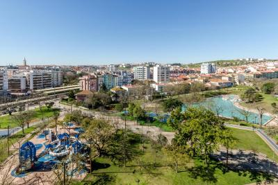 Residencial Jardim da Amadora - Laterooms