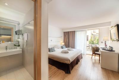 Hotel Montaigne - Laterooms