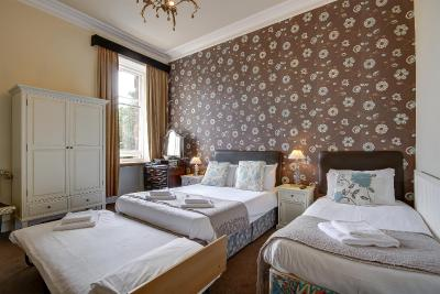Bayswell Park Hotel - Laterooms