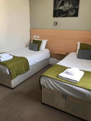 Great Western Hotel Swindon - Laterooms