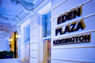 Eden Plaza Kensington - Laterooms