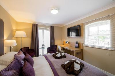 Lion Quays Hotel & Spa - Laterooms