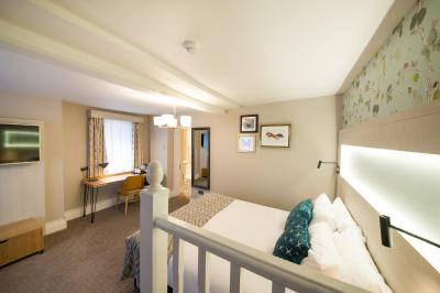 Innkeeper's Lodge Hathersage, Peak District - Laterooms