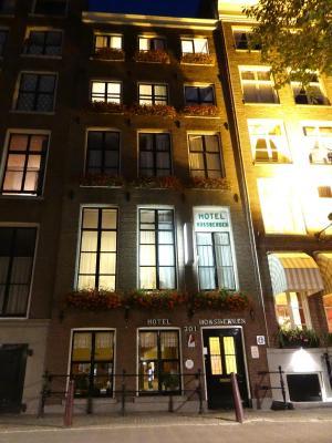 Hotel Hoksbergen - Laterooms