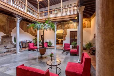 Palacio Santa Ines - Laterooms