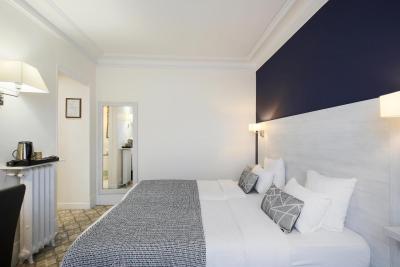 GRAND HOTEL DES GOBELINS (Quartier Latin) - Laterooms