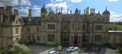 Stoke Rochford Hall - Laterooms