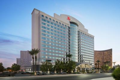Las Vegas Marriott - Laterooms