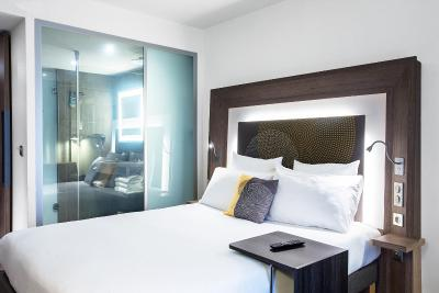 Novotel Paris les Halles - Laterooms