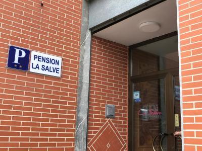 Pensión La Salve - Laterooms