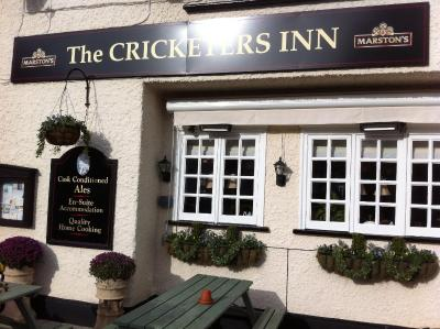 The Cricketers Inn - Laterooms