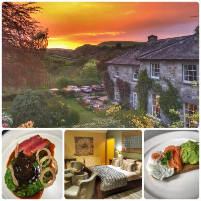 Pen-y-Dyffryn Country Hotel - Laterooms