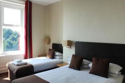 Chine Hotel - Laterooms