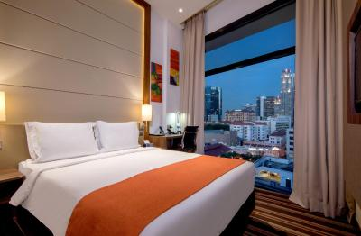 Holiday Inn Express SINGAPORE CLARKE QUAY - Laterooms