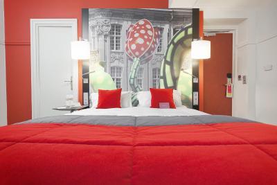 Hôtel Mercure Lille Centre Grand Place - Laterooms