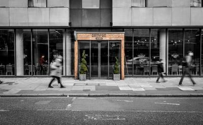 Hampton by Hilton London Waterloo - Laterooms