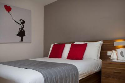 Britannia Study Hotel - Laterooms