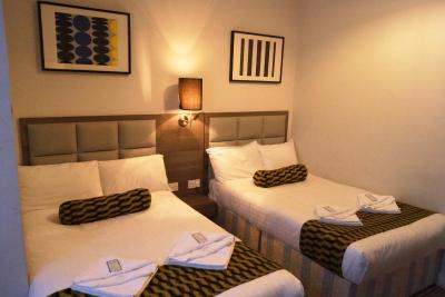 Euro Hotel Hammersmith - Laterooms