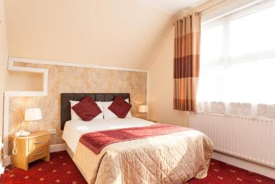 Roseview Alexandra Palace Hotel - Laterooms