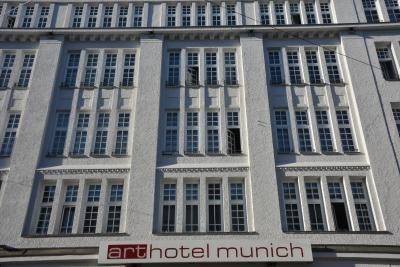 arthotel munich - Laterooms