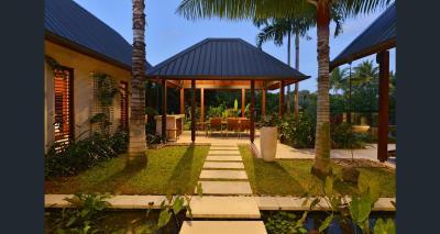 Niramaya Villas and Spa - Laterooms
