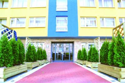 Aparthotel Adagio München City - Laterooms
