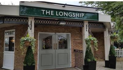 The Longship - Laterooms