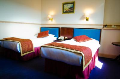 Best Western Queens Hotel & Leisure Club - Laterooms