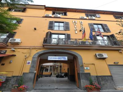 Barbato Hotel - Laterooms