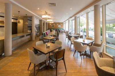 Hilton Garden Inn Bristol City Centre - Laterooms