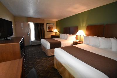 BEST WESTERN Southlake Inn - Laterooms