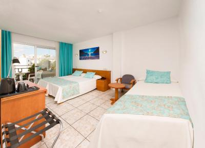 Hotel Tropical - Laterooms
