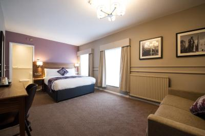 Innkeeper's Lodge Norwich - Laterooms