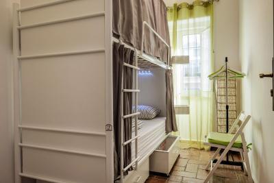 Loulé Coreto Hostel - Laterooms