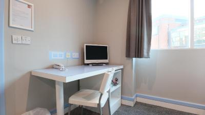 Citrus Hotel Cardiff by Compass Hospitality (Formerly Big Sleep Hotel Cardiff) - Laterooms
