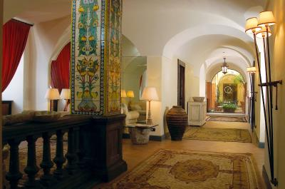 Hotel San Francesco Al Monte - Laterooms