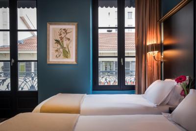 Hotel Victoria Lyon Perrache Confluence - Laterooms