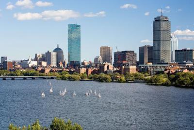 Hyatt Regency Cambridge, Overlooking Boston - Laterooms