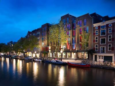 Andaz Amsterdam Prinsengracht - Laterooms
