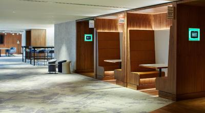 London Heathrow Marriott Hotel - Laterooms
