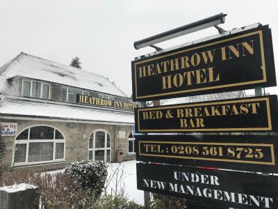 Heathrow Inn - Laterooms