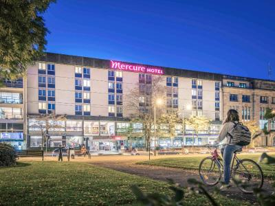 Mercure Mulhouse Centre - Laterooms