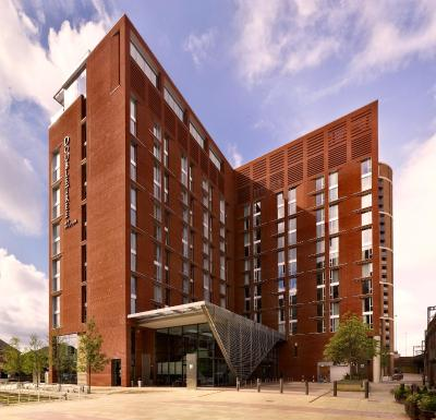 DoubleTree by Hilton Hotel Leeds City Centre - Laterooms