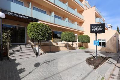 Sercotel Hotel Zurbaran - Laterooms