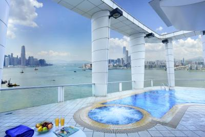 Metropark Hotel Causeway Bay - Laterooms