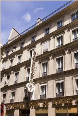 Grand Hotel Du Havre - Laterooms