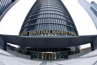 Eurostars Madrid Tower - Laterooms